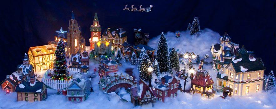Туры на Рождество и Новый год