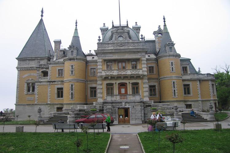 Massandra-Palace