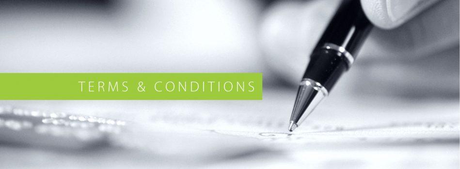 Положения и условия