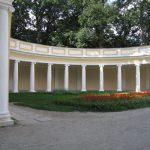 Park Olexandria: Echo Collonade