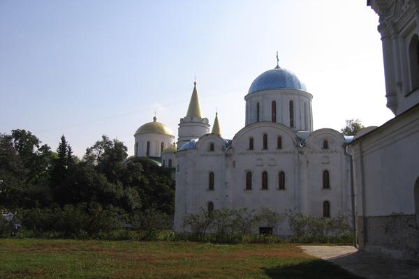 chernihiv-St. Boris & St. Gleb Cathedral