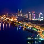 Night Dnipropetrovsk