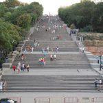 odesa-The Potiomkin's Stairs