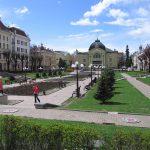 Chernivtsi-Teatralna Square