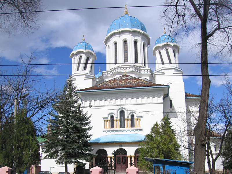 Chernivtsi-St. Nicolas Cathedral