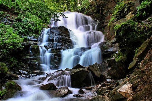Los 10 mejores lugares para ver en Transcarpathia