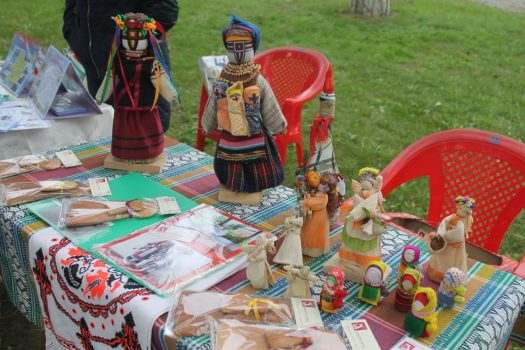 "Travel Fair ""West Cherkaschyna"" Was Held in Uman"